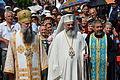 Patriarhul Daniel, Varsanufie Prahoveanul și Ilie Costescu.JPG