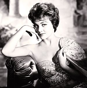 Patrice Wymore - Wymore in the 1950s