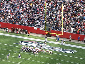 2007 Cleveland Browns season - Against the Patriots at Gillette Stadium