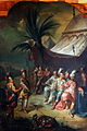 Paul-Joseph Delcloche, Assemblée orientale (1742).jpg