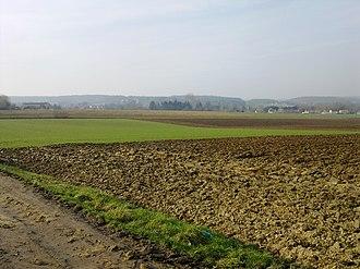 Grez-Doiceau - Image: Paysage champêtre à Grez Doiceau (7)