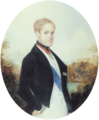 Pedro II of Brazil 1846 by Rugendas.png