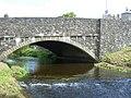 Peebles - Bridge over Eddleston Water - geograph.org.uk - 1521565.jpg