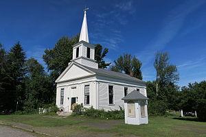 Pelham, Massachusetts - Pelham Hill Congregational Church