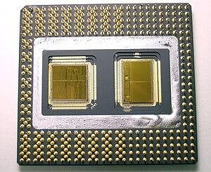 Pentium Pro - Uncapped Pentium Pro 256 KiB