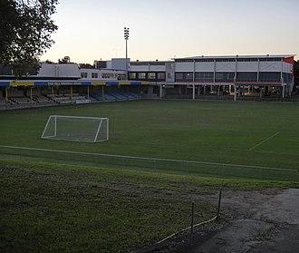 Perry Park, Brisbane - Perry Park June 2012.