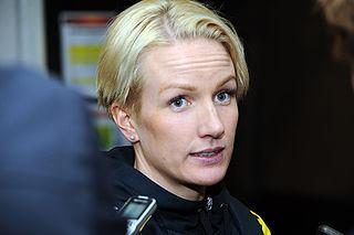Petra Johansson Swedish football player