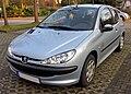 Peugeot 206 20090331 front.JPG