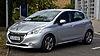 Peugeot 208 e-HDi FAP 115 Stop & Start Allure – Frontansicht, 23. September 2012, Hilden.jpg