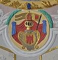 Pfärrich Pfarrkirche Chordecke Wappen Montfort.jpg