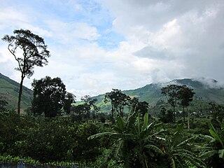 Phước Bình National Park national park