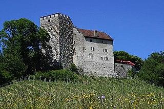 Habsburg Castle castle in Habsburg (Switzerland)