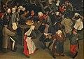 Pieter bruegel il giovane, festa campestre 02.JPG