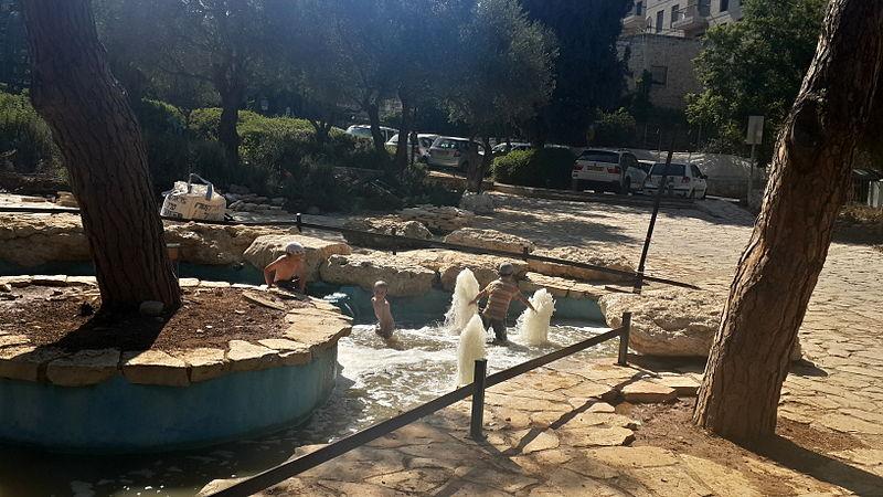 גן העצמאות ירושלים
