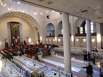 Great Synagogue (Tel Aviv) - The Great Synagogue interior