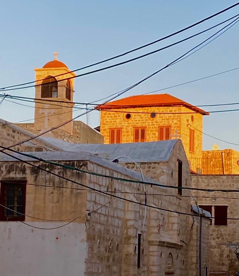 מנזר היווני -אורתודוקסי