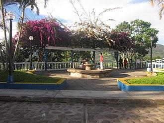 Moyobamba - Image: Pila de la Punta de Tahuischo