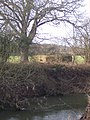Pillbox overlooking the River Medway - geograph.org.uk - 1691046.jpg