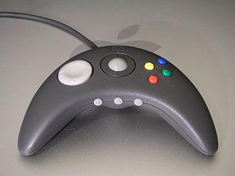 Контроллер Apple Pippin с трекболом