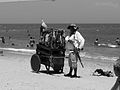 Pirata en Playa El Yaque.JPG