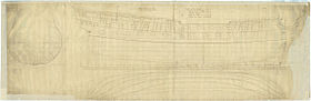 Image illustrative de l'article HMS Superb (1760)