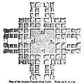 Plan of Ananda Temple Myanmar.jpg
