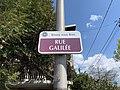 Plaque Rue Galilée - Rosny-sous-Bois (FR93) - 2021-04-15 - 2.jpg