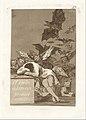 Plate 43 from 'Los Caprichos'- The sleep of reason produces monsters (El sueño de la razon produce monstruos) MET DT652.jpg