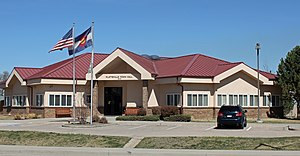 Platteville, Colorado - Platteville Town Hall
