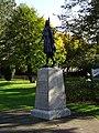 Pocahontas's statue, Gravesend Church (St. George) (48956774147).jpg