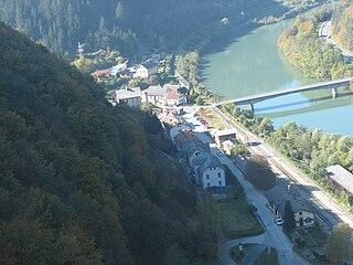 Podvelka Place in Styria, Slovenia
