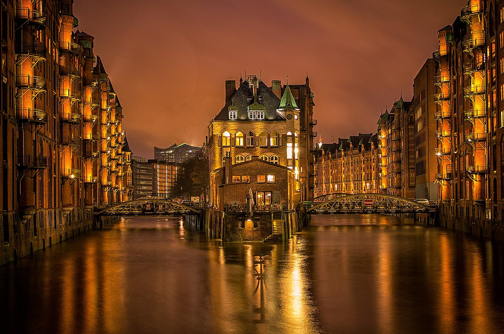 Poggenmühle, Hamburg, Germany (Unsplash)