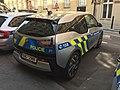Police car in Prague - Voiture de police dans Prague - CZ Praha 02.jpg