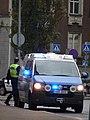 Police in Sakala street.JPG