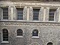 Politzer house (1888). Staircase's windows. - 47 Teréz Boulevard, Budapest.JPG