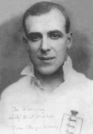 Tom Waring - Waring in 1927