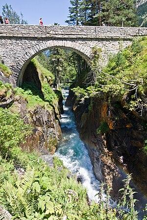 Pont d'Espagne - Image: Pont espagne