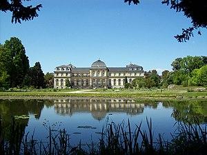Poppelsdorf Palace - Garden facade of the Poppelsdorf Palace