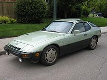 Porsche 924 Wikipedia