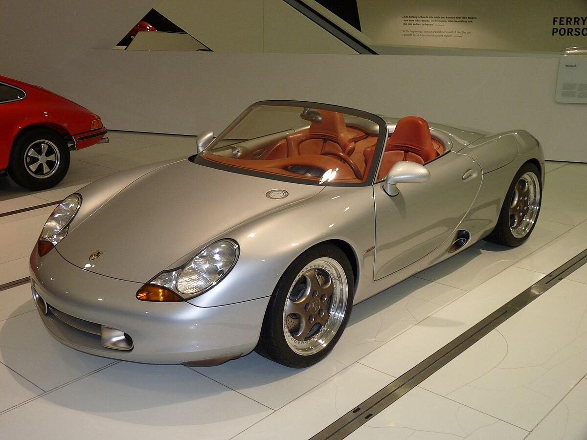 Porsche Boxster Wikipedia