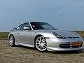 Porsche GT3 at Maasvlakt Beach (9296209810).jpg