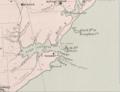 Port Stephens John Sands 1886 Map.png