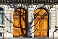 Portes entrée immeuble 288 boulevard St-Germain Paris 1.jpg
