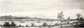 Portland from the east in 1858.png