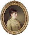 Portrait of Mrs. Adele Köler by Johann Köler.jpg