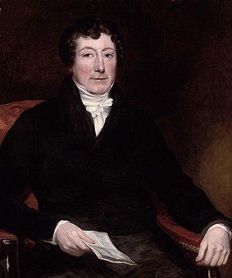 Sir Robert Fitzwygram, 2nd Baronet - Sir Robert Fitzwygram, 2nd Baronet (1773-1843)