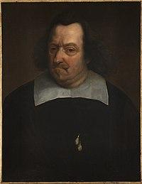 Portret van Jean-Jacques Chifflet, Balthasar van Meurs, schilderij, Museum Plantin-Moretus (Antwerpen) - MPM V IV 031.jpg