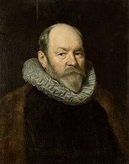Portrait of Paulus Cornelisz van Beresteyn (1548-1625)