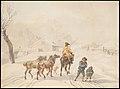 Postilion on Horse in a Winter Landscape MET DP140141.jpg