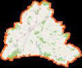 Powiat kościański location map.png